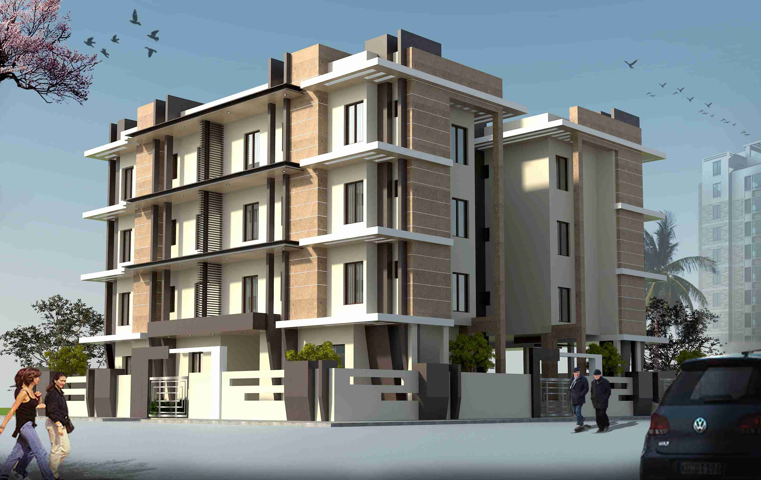 Smart Builders Chennai, building contracter in Chennai